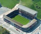 Stadion van CA Osasuna - Reyno de Navarra -