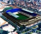 Stadion van Málaga CF - La Rosaleda -