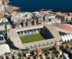 Stadion van Deportivo de La Coruña - Riazor -