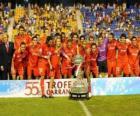 Team van Sevilla FC 2009-10