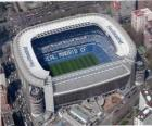 Stadion van Real Madrid - Santiago Bernabeu -