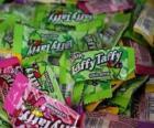Laffy Taffy snoepjes van verschillende smaken
