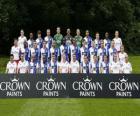 Team van Blackburn Rovers FC 2009-10