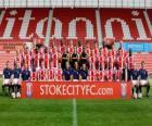 Team van Stoke City FC 2008-09