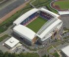 Stadion van Wigan Athletic FC - De DW Stadium -
