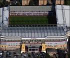 Stadion van West Ham United FC - Boleyn Ground -