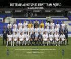 Team van Tottenham Hotspur FC 2007-08