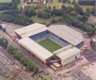 Stadion van Aston Villa FC - Villa Park -