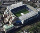 Stadion van Chelsea FC - Stamford Bridge -