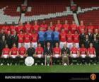 Team van Manchester United FC 2008-09