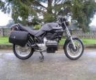 Toer motorfiets