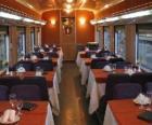 Wagon trein - Restaurant -