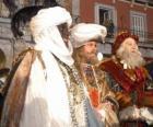 De Wijzen of de drie koningen, Caspar, Melchior en Balthasar