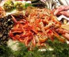 Seafood gevarieerd