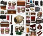 Instrumenten gevarieerd