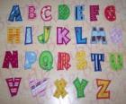 Hoofdletters, alfabet