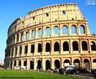 Het Colosseum, Rome, Italië