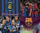 UEFA Champions League halve finale 2009-10, FC Internazionale Milano - Fc Barcelona