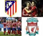 UEFA Europa League, halve finale 2009-10, Atlético de Madrid - Liverpool FC