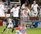 Olympique Lyonnais 0 - FC Bayerrn München 3