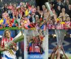 Atletico Madrid Kampioen, Europa League 2009-10
