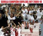 Sevilla 2009-2010 Cup