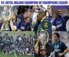FC. Internazionale Milano Champion of Champions League 2009-2010