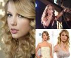 Taylor Swift is een zanger en songwriter van de countrymuziek.