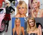 Paris Hilton is een socialite, auteur, model, actrice, ontwerper en zanger.