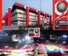 Spor Paviljoen Salonu Abdi Ipekci in Istanbul (FIBA 2010 WK-basketbal in Turkije)