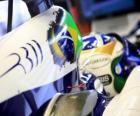 Barrichello Rubens - Williams - Spa-Francorchamps 2010