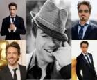 Robert Downey Jr is een Amerikaans acteur tweemaal genomineerd voor een Academy Award en winnaar van twee Golden Globes, maar ook als zanger en componist.