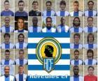 Het team van Hércules CF 2010-11