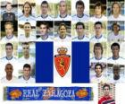 Team van Real Zaragoza 2010-11