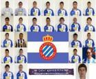Team van RCD Espanyol 2010-11