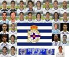 Team van Deportivo de La Coruña 2010-11