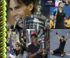 Rafael Nadal 2010 US Open Kampioen