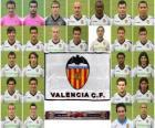 Team van Valencia CF 2010-11