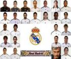 Team van Real Madrid CF 2010-11