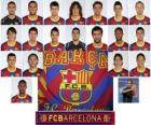 Team van FC Barcelona 2010-11