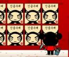 Pucca opknoping posters