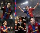 Gouden Schoen 2009-10 Leo Messi (ARG) FC Barcelona