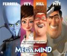 Megamind Superschurk hoofdpersonen