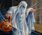 Een Halloween geest