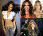 Jennifer Lopez is een actrice, zangeres, danser, mode-ontwerper en de VS