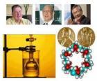Nobelprijs voor de Scheikunde 2010 - Richard Heck, Eiichi Negishi en Suzuki Akira -