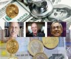 Nobelprijs voor de Economie 2010 - Peter A. Diamond, Dale T. Mortensen en Christopher A. Pissarides -