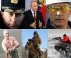 tweede president Vladimir Poetin van Rusland sinds het uiteenvallen van de Sovjet-Unie