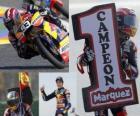 2010 125 cc wereldkampioen Marc Marquez