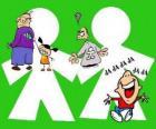 Dag van de Onnozele Kinderen 28 december wordt gevierd door grappen of grollen in Spanje en enkele Latijns-Amerikaanse landen